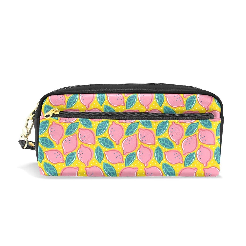 Waterproof Travel Toiletry Pouch,Pencil Pen Case Multi-functional Cosmetic Makeup Bag, Fashion Zipper Pouch Purse Tums Fruit Picture