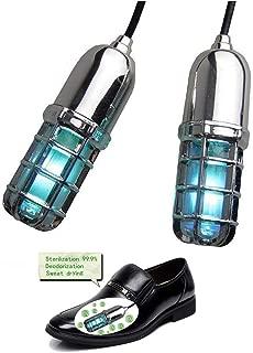 Ayaprak Uv Shoes Deodorizer Ultraviolet Sanitizers Ozone Sterilization Warm Dryer
