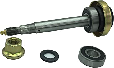 shaft and pulley assembly