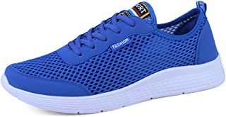 Mens Women's Lightweight Athletic Running Shoes Breathable Mesh Upper Walking Lovers Sneakers sport shoes Athletic Sneaker LTJHQ