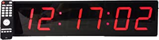 Extra Large Digital Wall Clock - 4