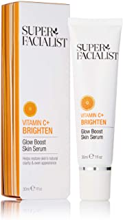 Super Facialist Vitamin C Glow Boost Skin Serum. Womens High