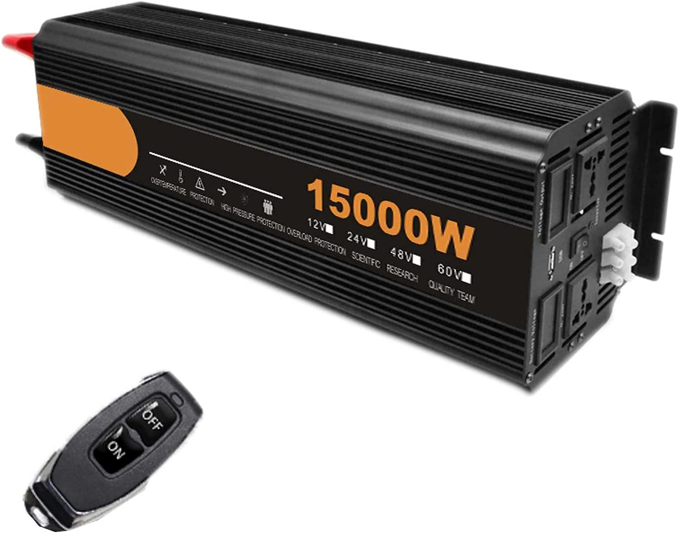 FDQNDXF Max 70% OFF Outlet 59% OFF Car Inverter 12000W 15000W D Modified Wave Sine