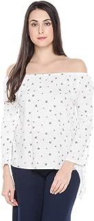Honey by Pantaloons Women's Plain Regular Fit Top