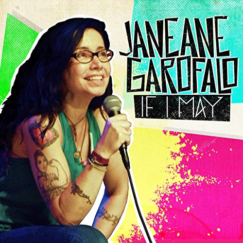 Janeane Garofalo     If I May              Written by:                                                                                                                                 Janeane Garofalo                               Narrated by:                                                                                                                                 Janeane Garofalo                      Length: 1 hr and 4 mins     Not rated yet     Overall 0.0