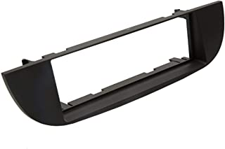 Inex Double DIN Car Facia for Seat Leon Car compatible with Audio Stereo Radio Trim with Cage