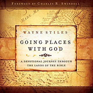 Going Places with God audiobook cover art