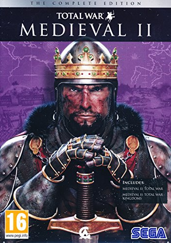 Pccd Total War Medieval Ii - The Complete Edition (Eu)