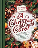 Charles Dickens s A Christmas Carol: A Book-to-Table Classic (Puffin Plated)