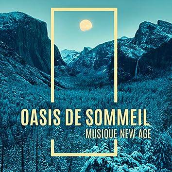 Oasis de sommeil: Musique New Age et relaxation nocturne profonde. Moment de paix et de guérison