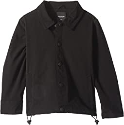 Windbreaker Button Up Xavier Jacket with Pockets (Toddler/Little Kids/Big Kids)