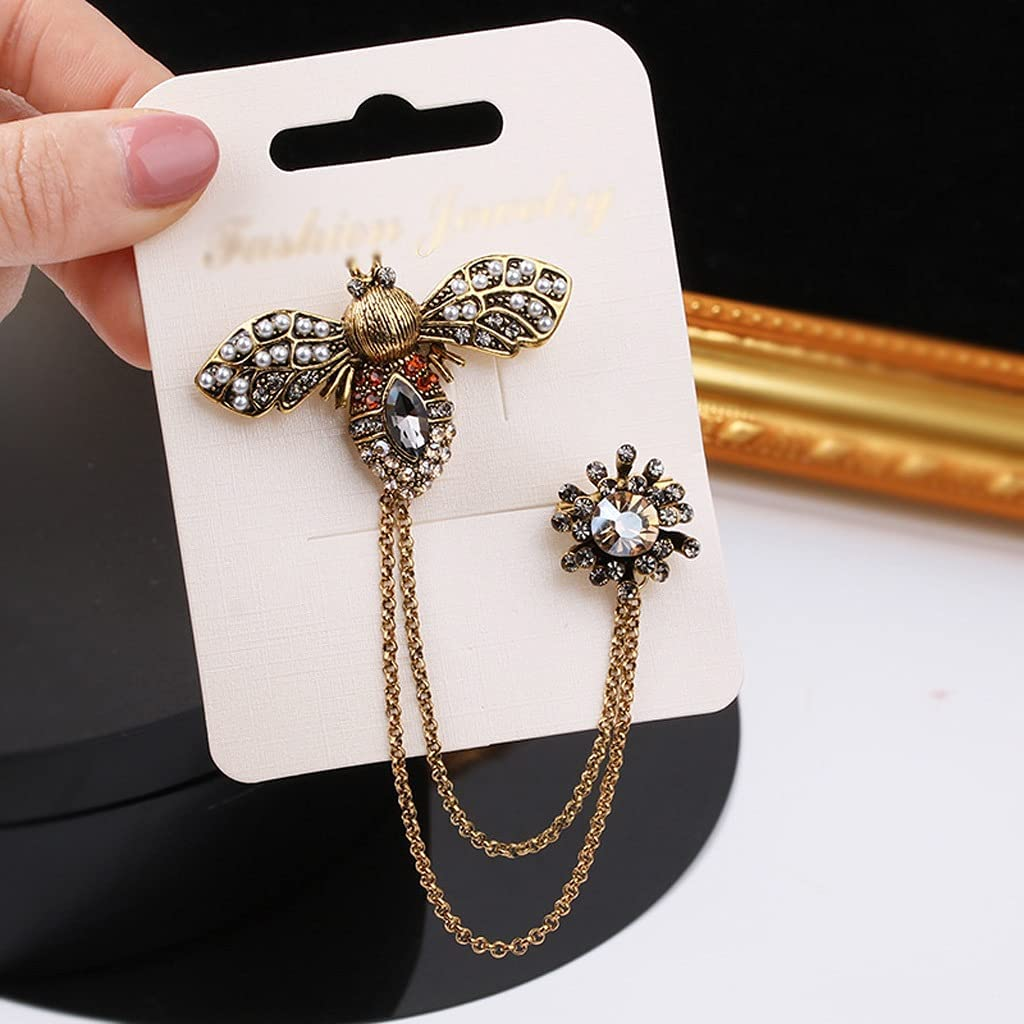 GYZX Metal Tassel Brooch Pins for Cash special price Suit Decoration Free shipping / New Men and Women