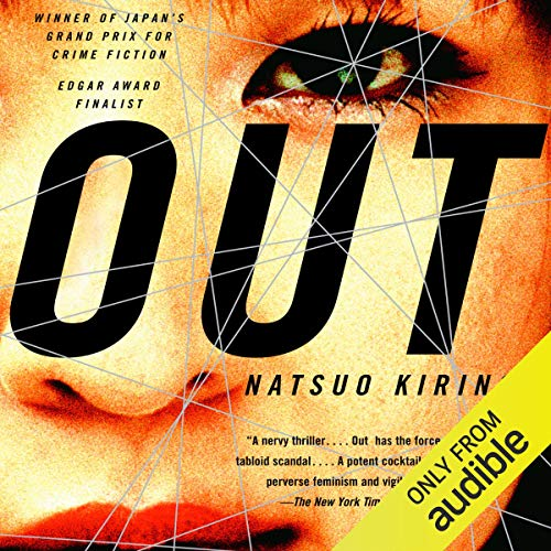 Out Audiobook By Natsuo Kirino cover art