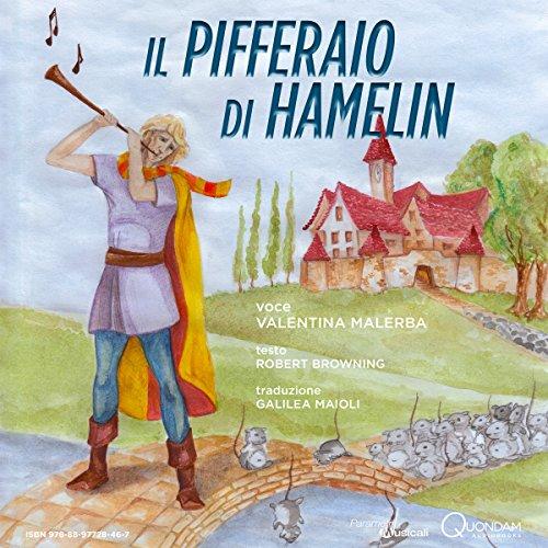 Il Pifferaio di Hamelin [The Pied Piper of Hamelin] audiobook cover art