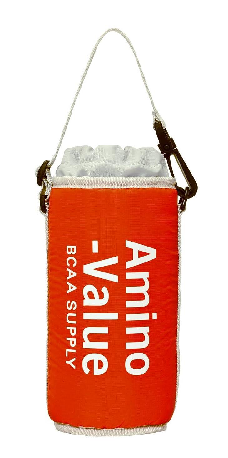 シルエット繊細近々大塚製薬 アミノバリュー スクイズボトル キャリージャケット 1枚