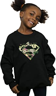 DC Comics Girls Supergirl My Mum My Hero Sweatshirt
