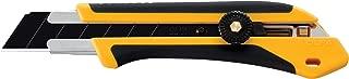 Olfa 1071858 XH-1 25mm Fiberglass Rubber Grip EHD Utility Knife