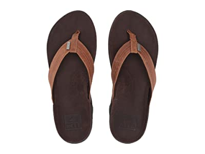 Reef J-Bay III (Coffee/Bronze) Men