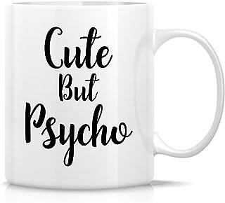 Retreez Funny Mug - Cute but Ever 11 Oz Ceramic Coffee Mugs - Funny, Sarcasm, Sarcastic, Motivational, Inspirational birth...