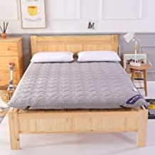 Floor Mattress Foldable,Japanese Futon Floor Mattress,Thicken Tatami Mat Sleeping Pad Foldable Bed,Non-Slip Tatami Sleepin...