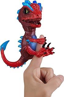 WowWee Untamed Radioactive Dinos Series by Fingerlings - Raptor