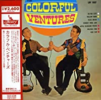 Colorful Ventures by The Ventures (2007-12-15)