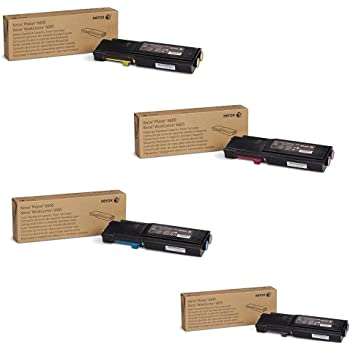 6600DN; WorkCentre 6605 6605DN Print.After.Print Compatible Toner Replacement for Xerox 106R02226 106R02242 6605N Works with: Phaser 6600 Magenta 6600N