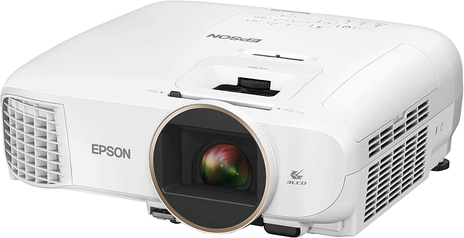 Epson 2150 - Best Wireless 1080p Home Projector