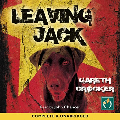 Leaving Jack audiobook cover art