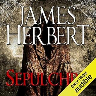 Sepulchre audiobook cover art