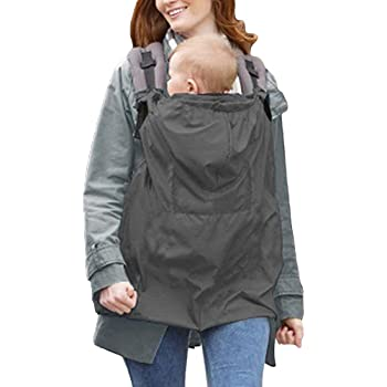 Ergobaby Options schwarz ohne Cover