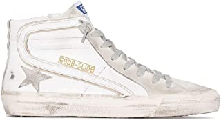 Golden Goose Luxury Fashion Donna GWF00115F00032410276 Bianco Pelle Hi Top Sneakers | Stagione Permanente