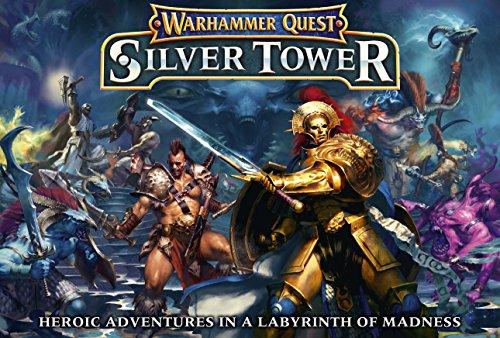 WARHAMMER QUEST: SILVER TOWER (DEUTSCH)