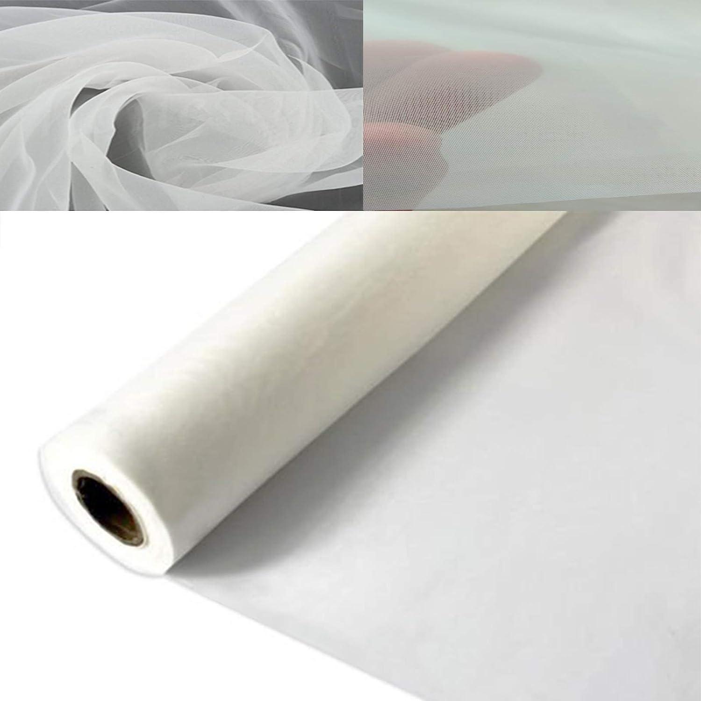 3 Yards 1.27 Meters Silk Printing Prin Mesh Sale item Screen Topics on TV Fabric