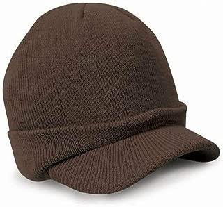 KCBYSS Men Women Caps Knit Baggy Beanie Oversize Winter Hat Ski Slouchy Chic Cap (Color : Coffee)