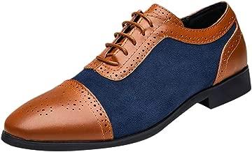 Men's Casual Large Size Shoes British Style Men's Shoes Business Men's Shoes for Wedding Party Banquet Prom Tuxedo
