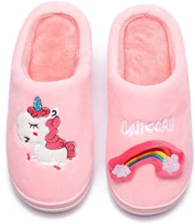 girls slippers size 12