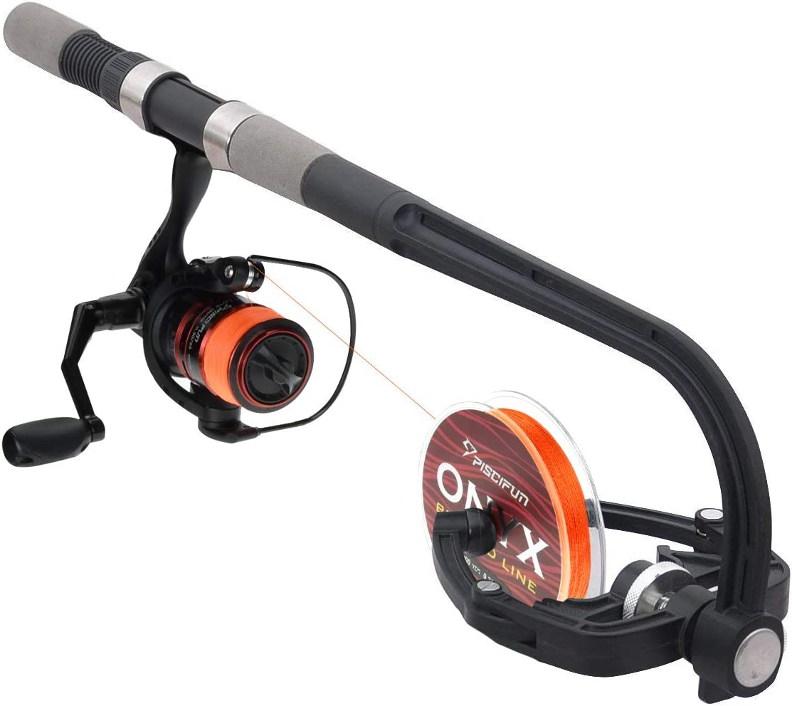 Price reduction Piscifun Fishing Line Winder Spooler Machine Reel Spinning Max 90% OFF Spool
