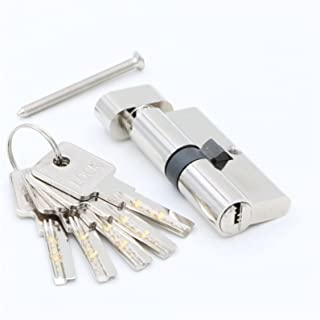 Slotcilinders Deurhardware 60 70 80 90mm Security Copper Deurslot Cilinder Interieur Slaapkamer Living Lock Handgreep Bras...