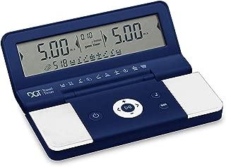 DGT 960 Chess Clock - Blue/White - Travel Tmer - Fischer System