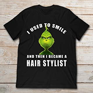 Best grinch hair stylist shirt Reviews