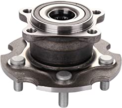 SCITOO Wheel hub Bearing for Toyota RAV4 2006-2018 Compatible for OE 512374 Rear 5 Bolt with ABS 1 pcs