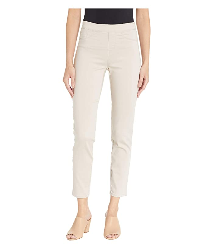 FDJ French Dressing Jeans  D-Lux Denim Pull-On Ankle in Almond (Almond) Womens Jeans