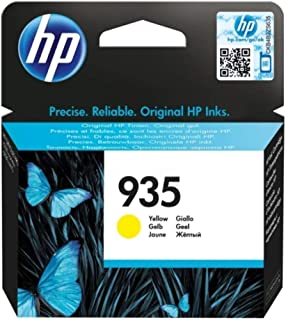 HP 935 Yellow Original Ink Advantage Cartridge - C2P22AE