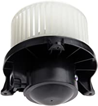 SCITOO ABS Plastic Heater Blower Motor w/Fan HVAC Resistors Blowers Motors fit 2005-2015 Nissan Frontier/2005-2012 Nissan Pathfinder/2005-2015 Nissan Xterra
