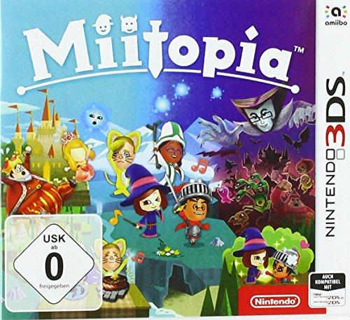 Miitopia [Nintendo 3DS]