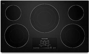 Best kitchenaid 36 electric cooktop Reviews