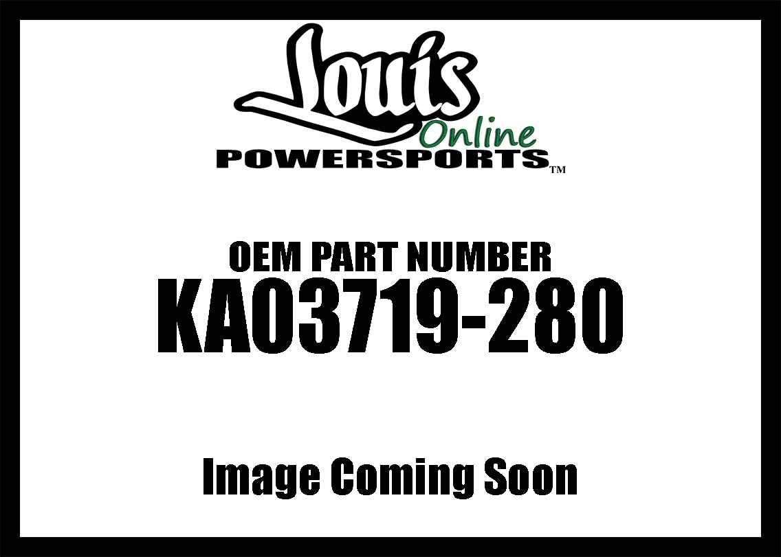 Ufo Plastics Brand new KA03719-280 Chain - Guide Max 60% OFF White