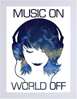 Best music on world off poster Reviews