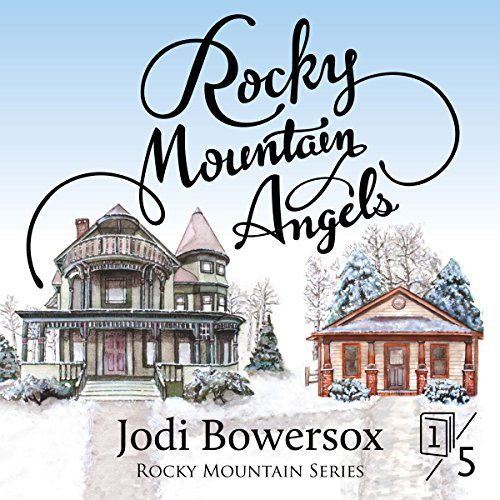Rocky Mountain Angels audiobook cover art